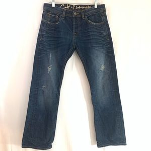 Cult Of Individuality Jeans 32X34 Hagen Straight